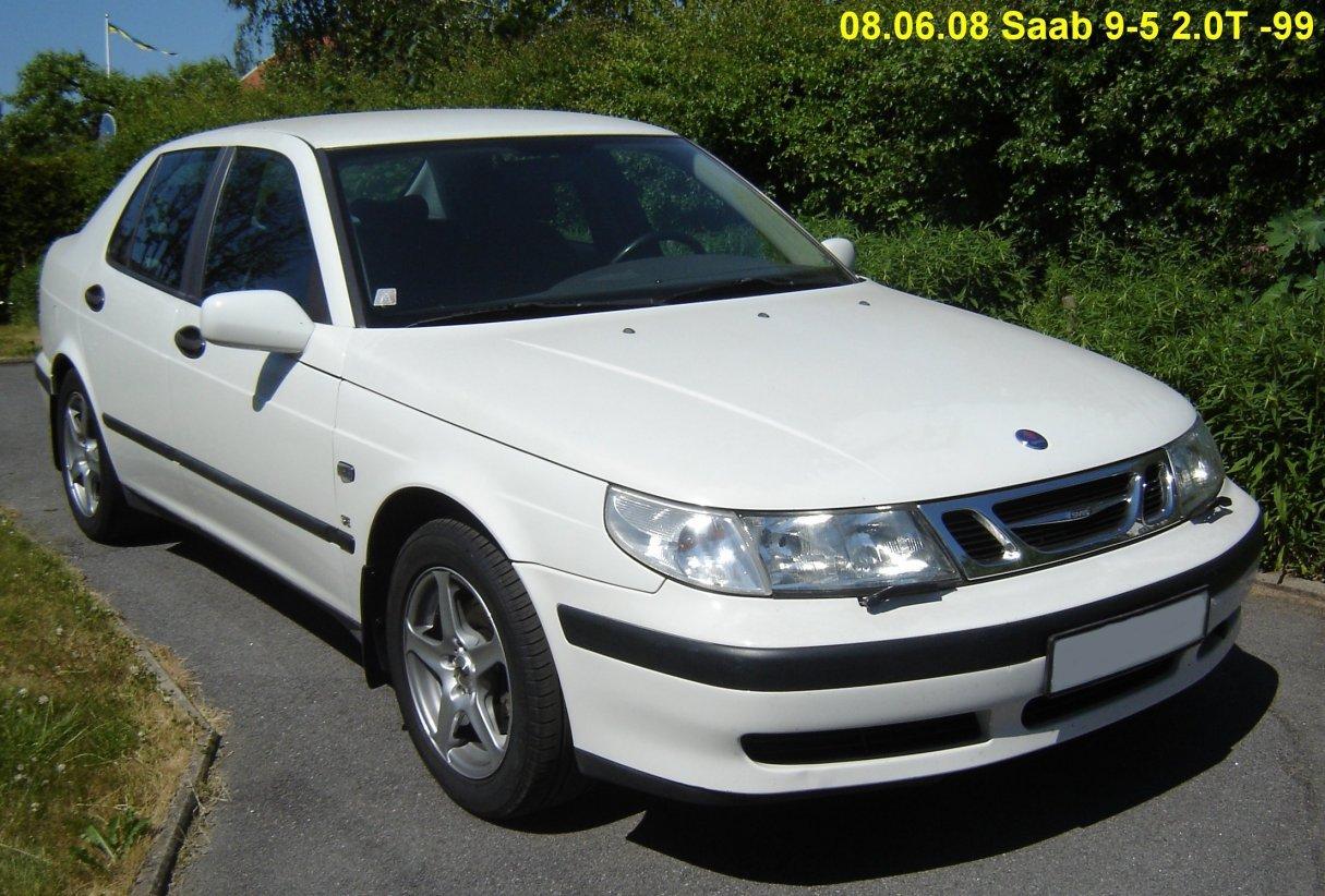 Saab 9 5 2.0T Nordic 99